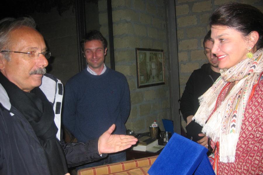 Paolo e Noemia d'Amico