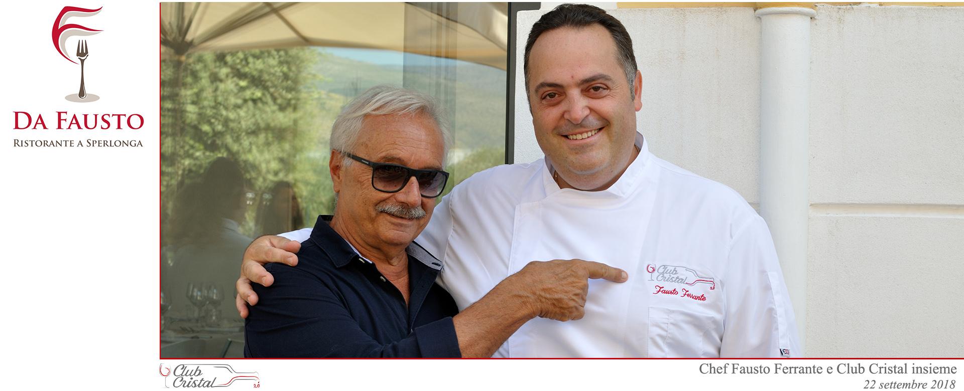 Club Cristal & Fausto Ferrante