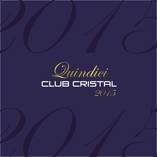 15 anni del Club Cristal