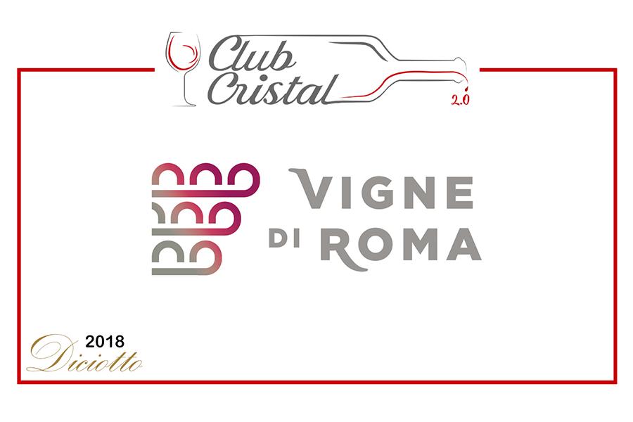 Le Vigne di Roma: 14 importanti aziende vinicole incontrano il Club Cristal