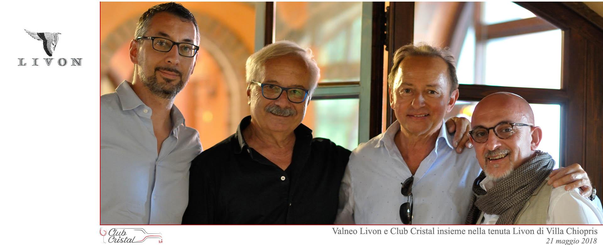 Livon a Villa Chiopris